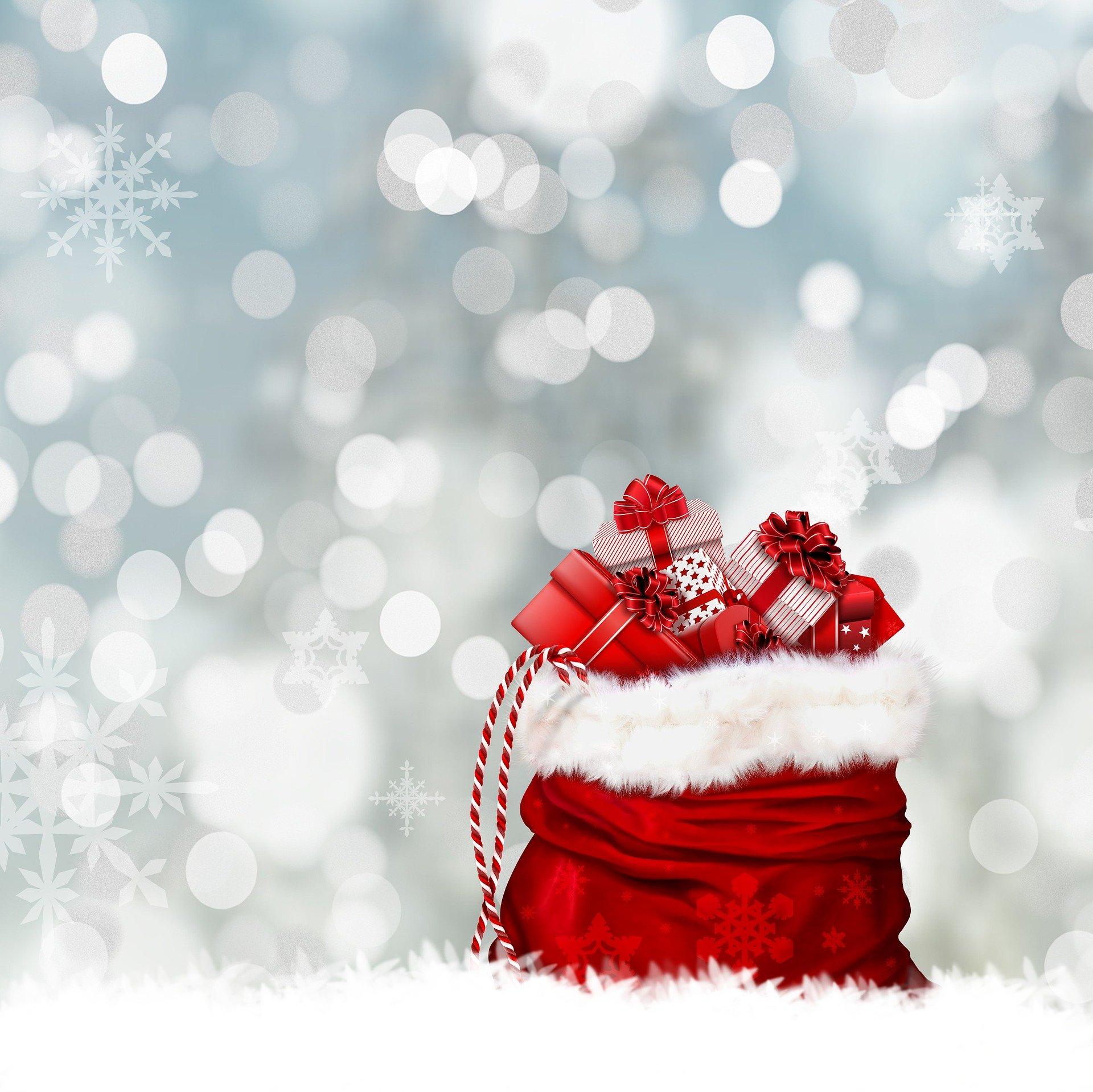 Weihnachtsaktion Walter Sagan