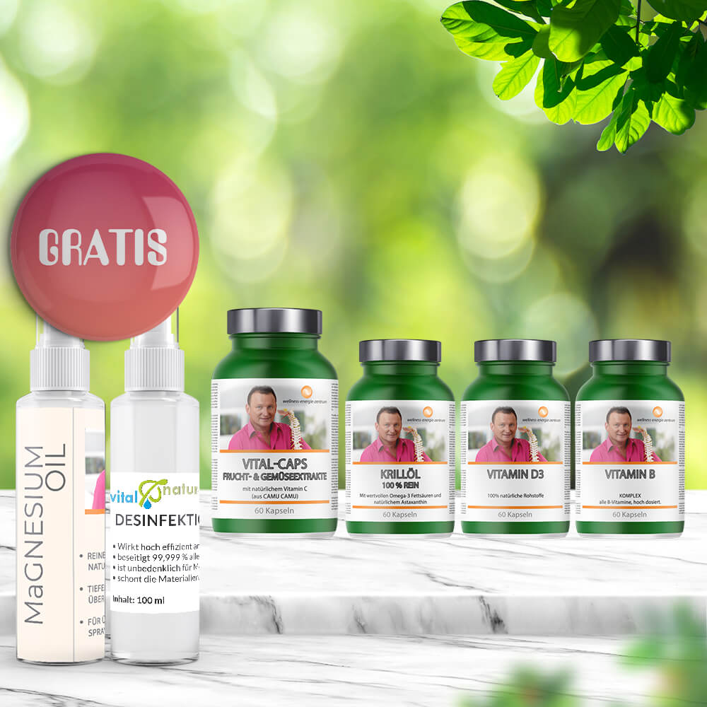Vitamin-Set